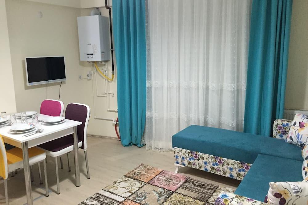 アパートメント - リビング ルーム