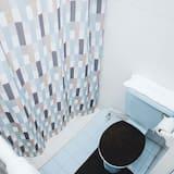 Standard Oda, 1 Çift Kişilik Yatak, Sigara İçilmez - Banyo