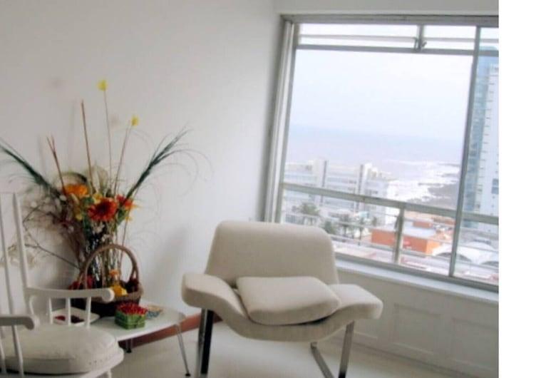 Waterfront 2 Bedrooms, View and Style, Unique Decoration, Punta del Este, Bilik Rehat