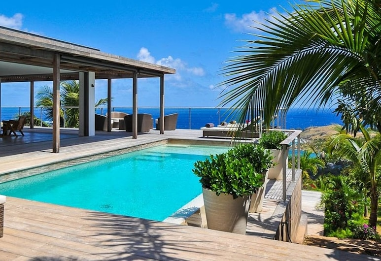 Casa Tigre, St. Barthelemy, Outdoor Pool