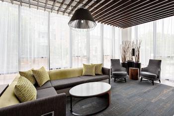諾克斯維爾諾克斯維爾市中心萬怡酒店的圖片