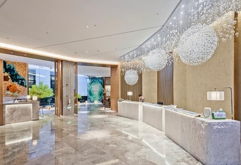 Royce Hotel Shenzhen, Shenzhen, Lobby
