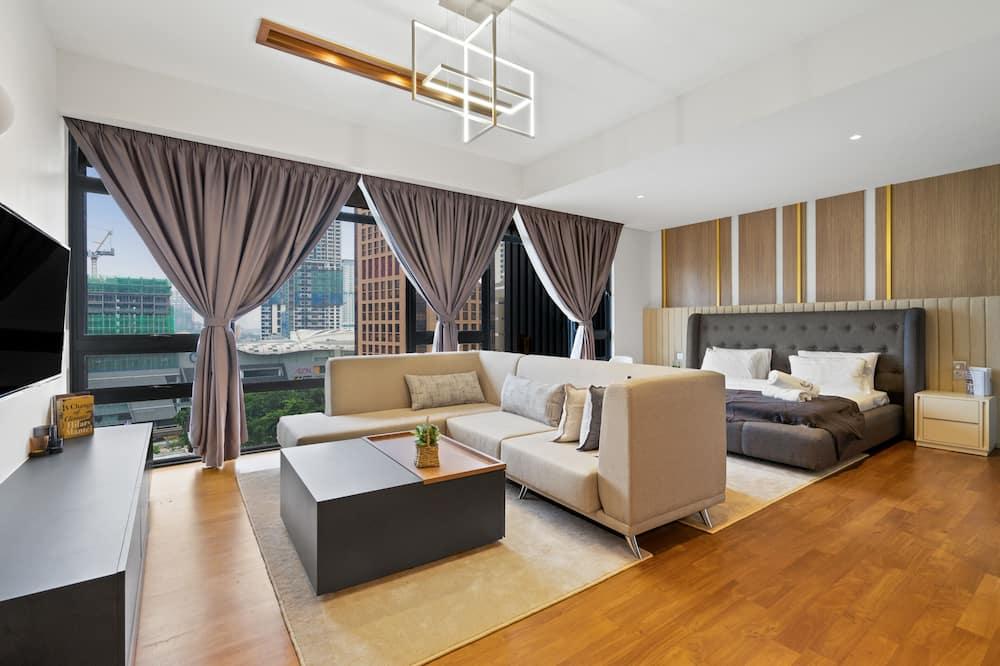 Premier Studio Suite - Ruang Tamu