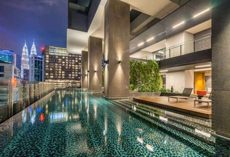 Anggun Residences Serviced Suites, Kuala Lumpur