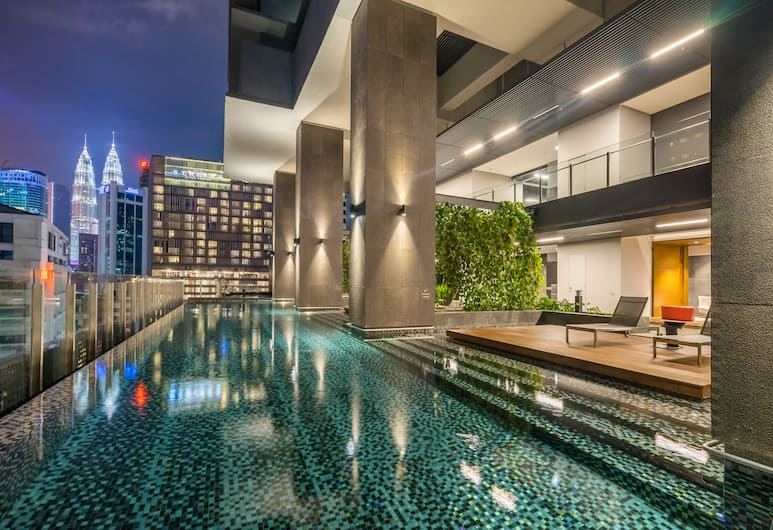 安谷住宅服務套房飯店, 吉隆坡