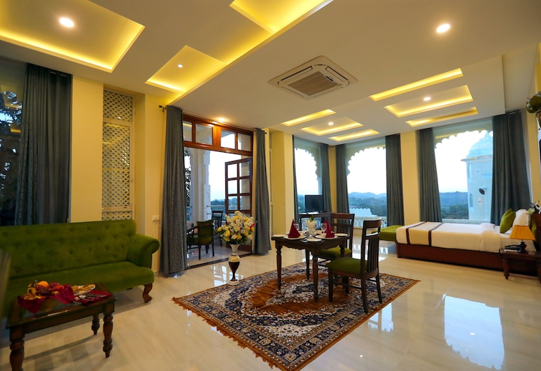 The Everest Hill Resort, Kumbhalgarh, Everest Villa, Guest Room