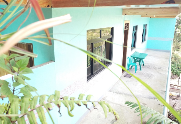 SEE TOO VILLE - Nature Lodge Sagada, Sagada, Traditional Double or Twin Room, 1 Bedroom, Private Bathroom, Valley View, Balcony