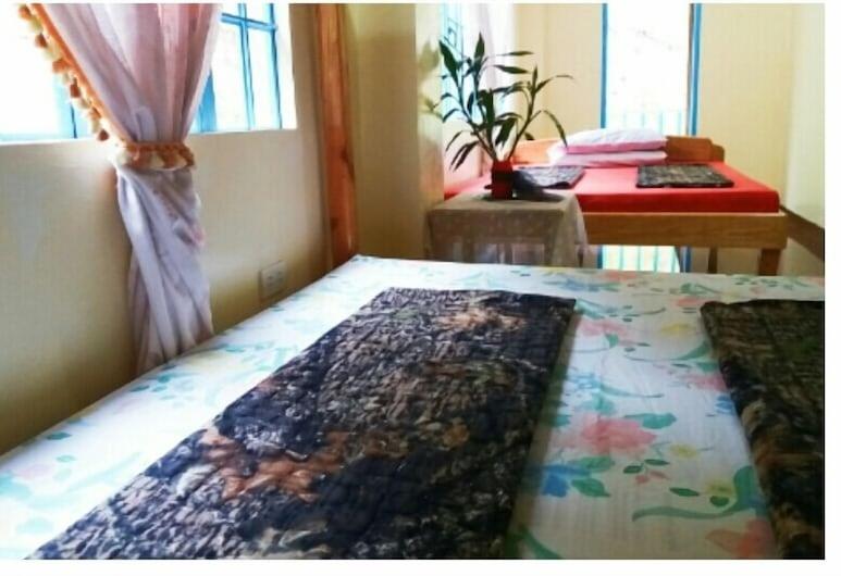 SEE TOO VILLE - Nature Lodge Sagada, Sagada, Dormitorio condiviso, 1 camera da letto, bagno privato, vista montagna, Camera