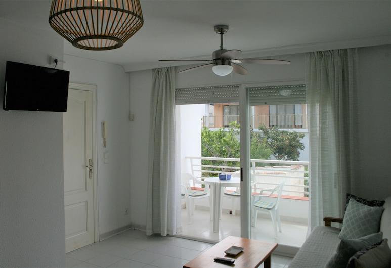 Apartamentos EL Rocio Casa Azahar, Alcala de Xivert, Apartment, 1 Bedroom, Bilik Rehat