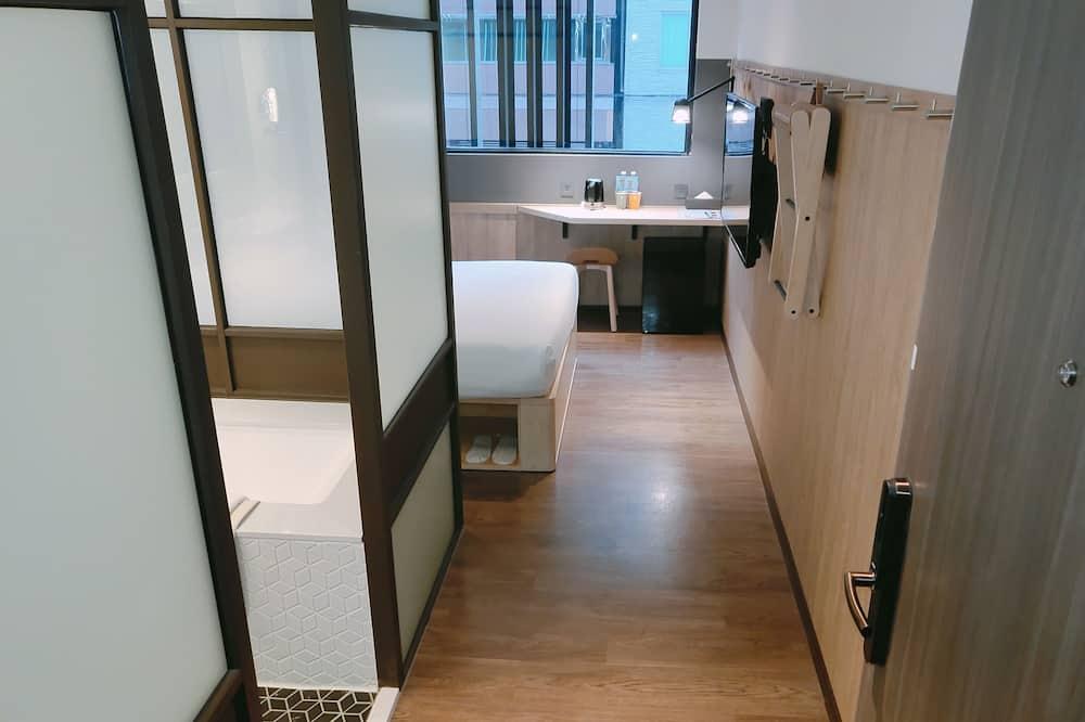 Habitación doble Deluxe - Servicio de comidas en la habitación