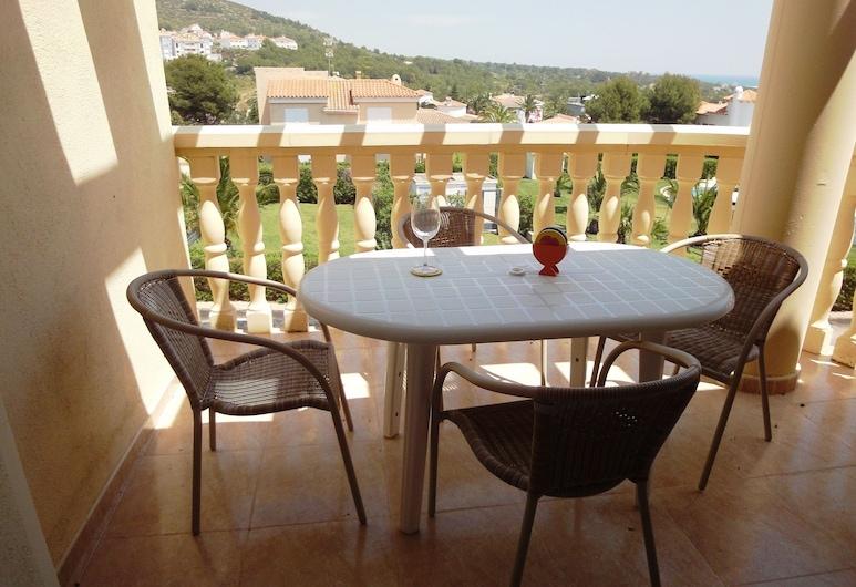 Apartamentos Madeira Casa Azahar, Alcala de Xivert, Apartment, 2 Bedrooms, Terrace/Patio