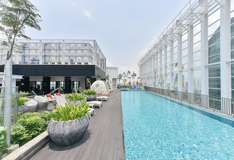 Private Suites by Subhome, Johor Bahru, Outdoor Pool
