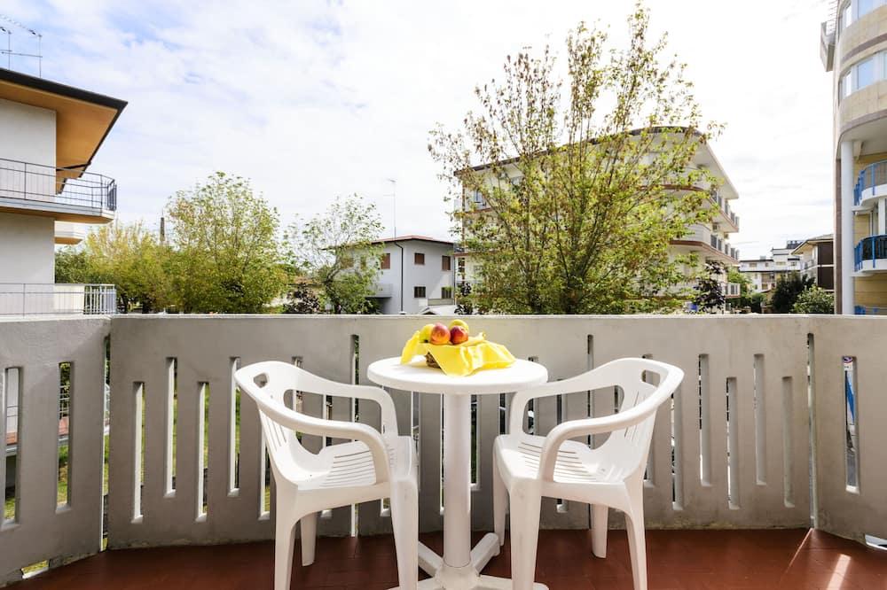 Apartment, 2Schlafzimmer, Balkon (F1) - Balkon