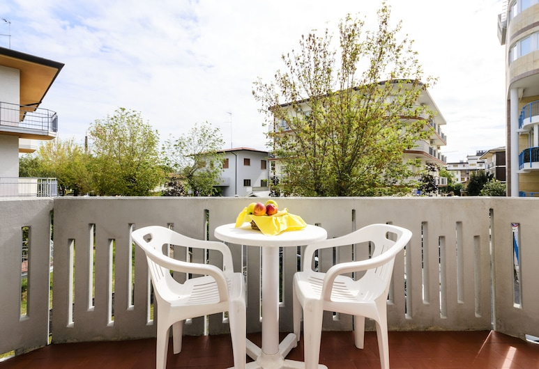 Villa Maddalena, Lignano Sabbiadoro, Appartamento, 2 camere da letto, balcone (F1), Balcone