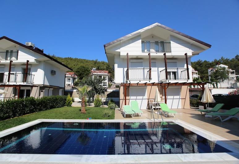 Villa 2209, Fethiye, Utendørsbasseng