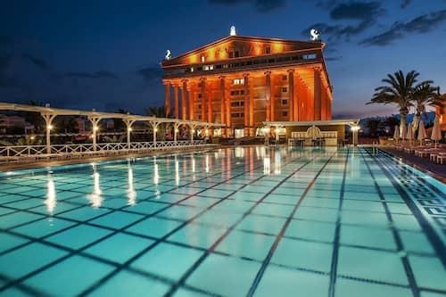Kaya Artemis Resort Casino All Inclusive Bafra Cyprus Bafra Hotel Discounts Hotels Com