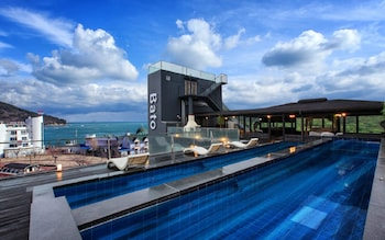 Geoje bölgesindeki Bato Resort resmi