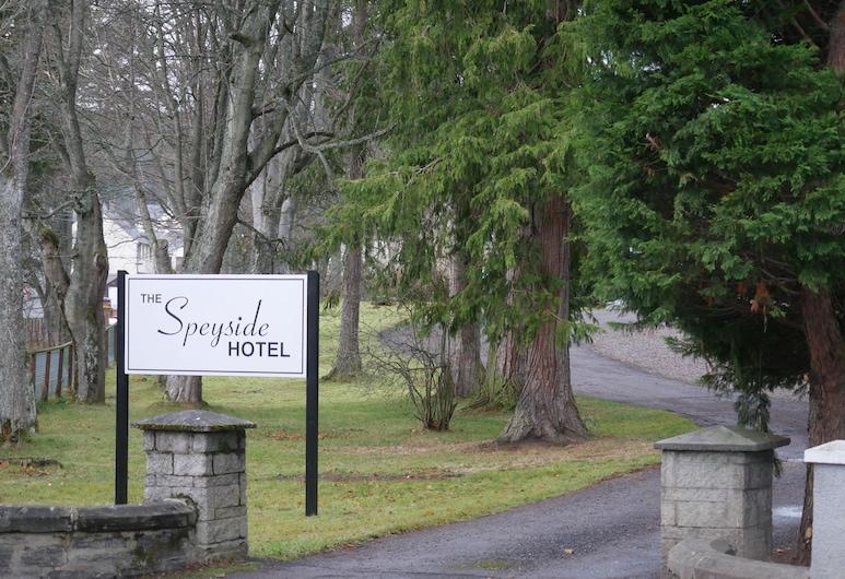 The Speyside Hotel, Grantown-on-Spey