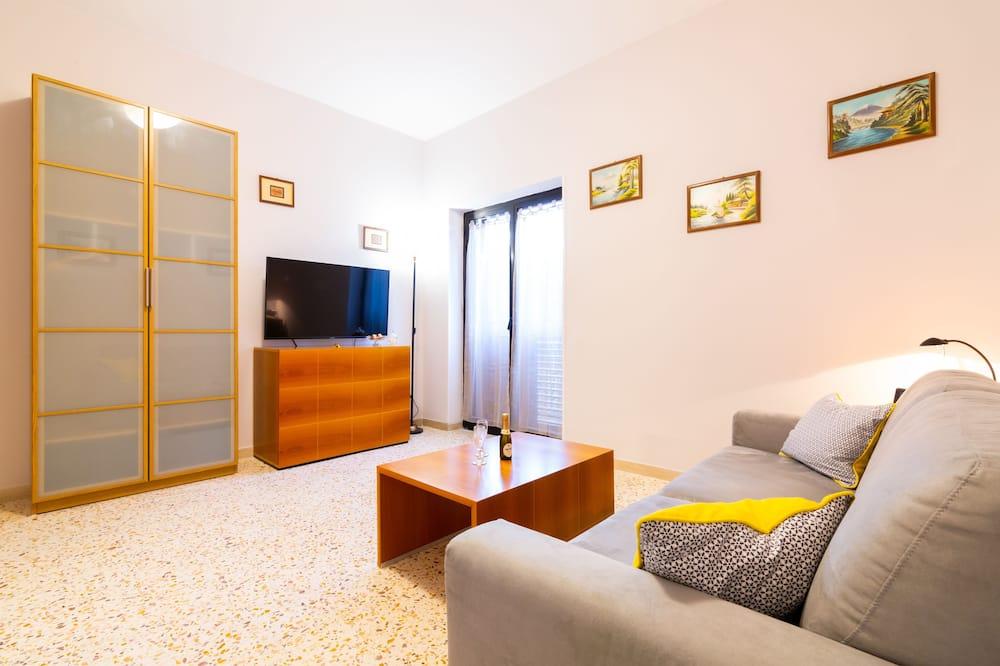 公寓, 露台 - 客廳