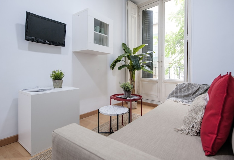 Alterhome Apartamento Madrid de los Austrias II, Madrid, Apartment, 2 Bedrooms, Living Room
