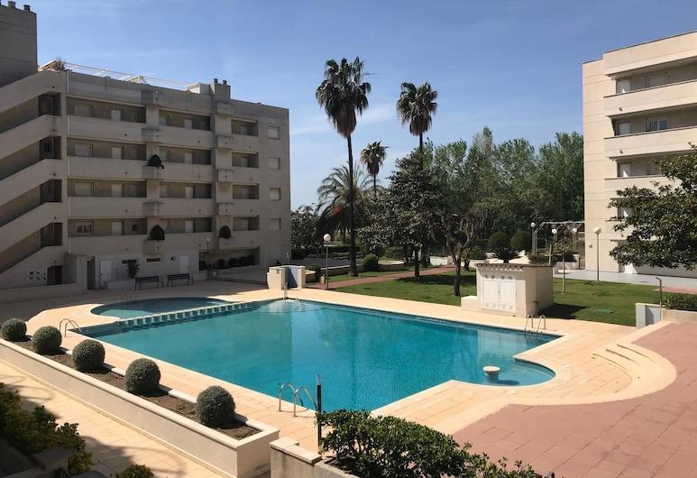 Apartamento Cambrils Park - 117A, Cambrils, Alberca al aire libre