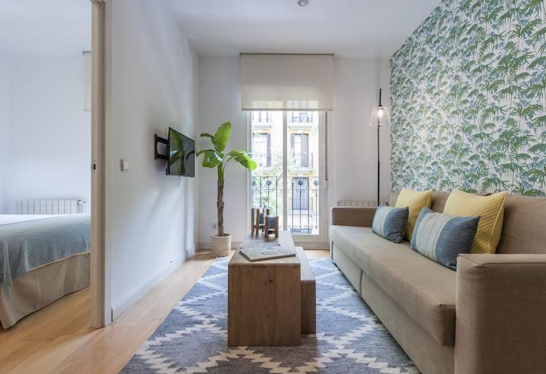 Moncloa II, Madryt, Apartament, 2 sypialnie, Salon
