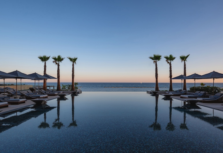 Amara – Sea Your Only View ™, Limassol, Endeløst basseng