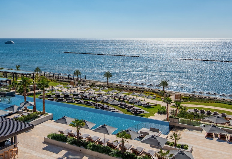Amara – Sea Your Only View ™, Limassol, Strand
