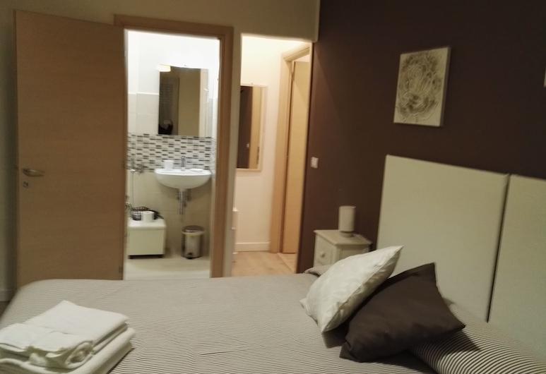 L'Arca di Campaldino, Ρώμη, Τρίκλινο Δωμάτιο, Δωμάτιο επισκεπτών