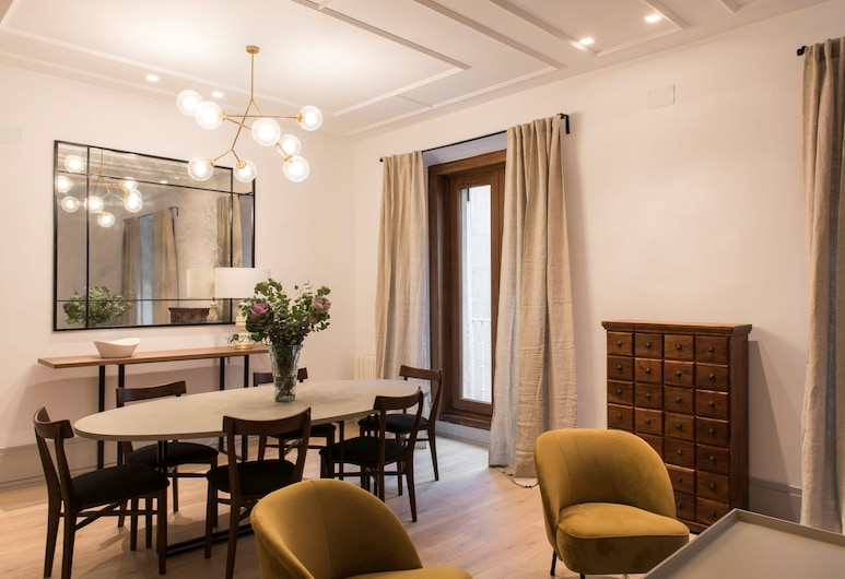 Paseo del Arte III, Madryt, Apartament, Powierzchnia mieszkalna