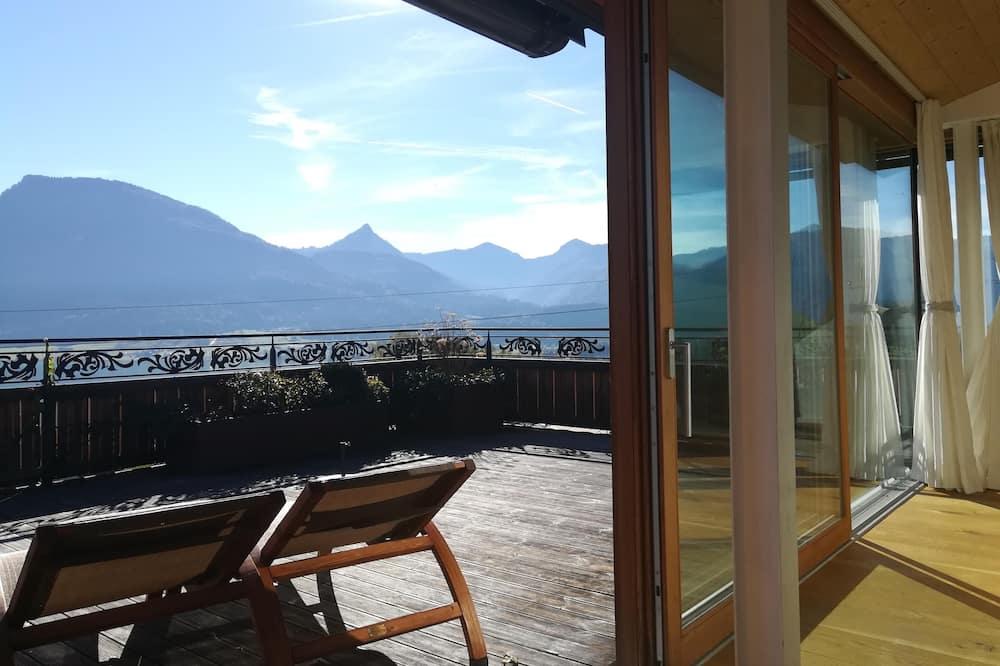 Apartment (Schwanensee) - Terrasse/Patio