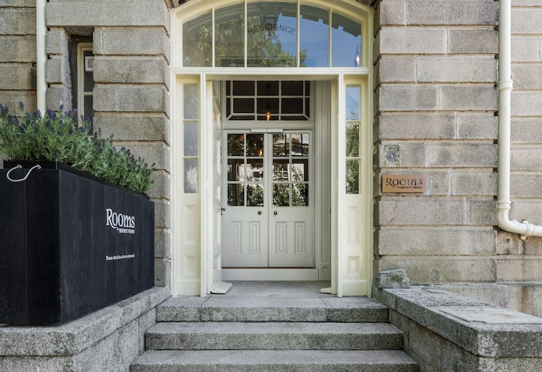 Rooms by Bistrot Pierre, Plymouth, Hotel Entrance