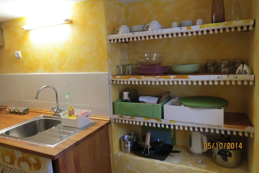 Cottage, 2 Bedrooms, Mountain View - Shared kitchen