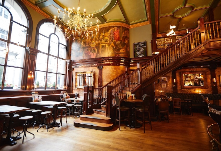 Counting House, London, Hotel Bar