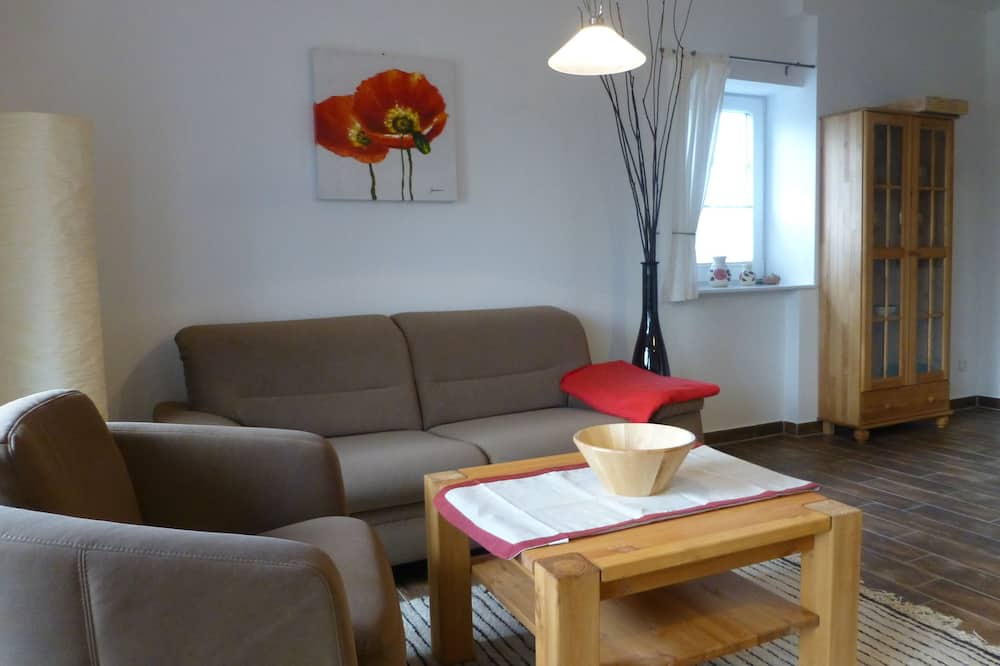 Apartamento, Varias camas, no fumadores - Sala de estar