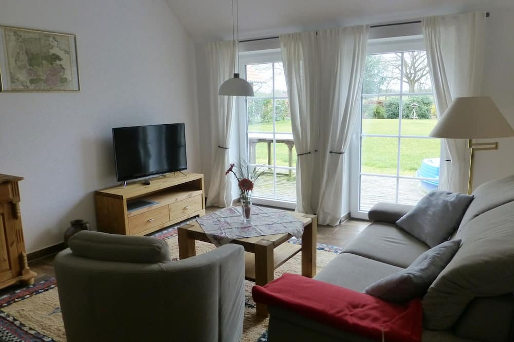 Apartamento familiar, Varias camas, no fumadores - Sala de estar