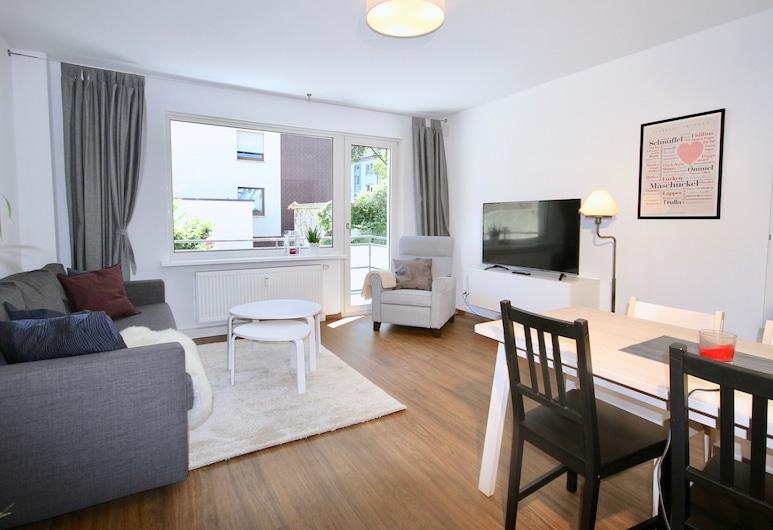 Apartmenthaus in der Arnoldstraße, Bochum, Leilighet – comfort, privat bad, Rom
