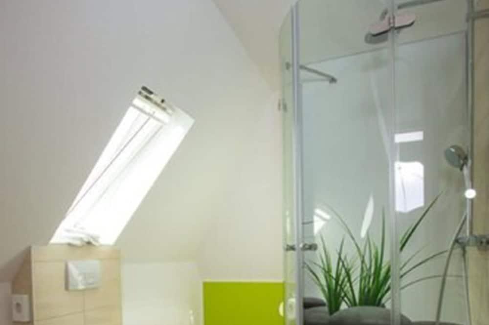 Kambarys šeimai (mit Klimaanlage) - Vonios kambarys