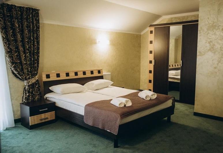 Rolyada, Tysmenytsya, Luxury Δίκλινο Δωμάτιο (Double), Δωμάτιο επισκεπτών