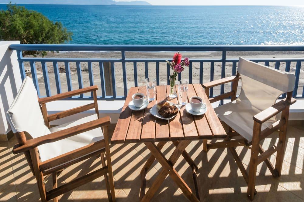 Chambre Double, balcon, vue mer - Vue sur l'eau