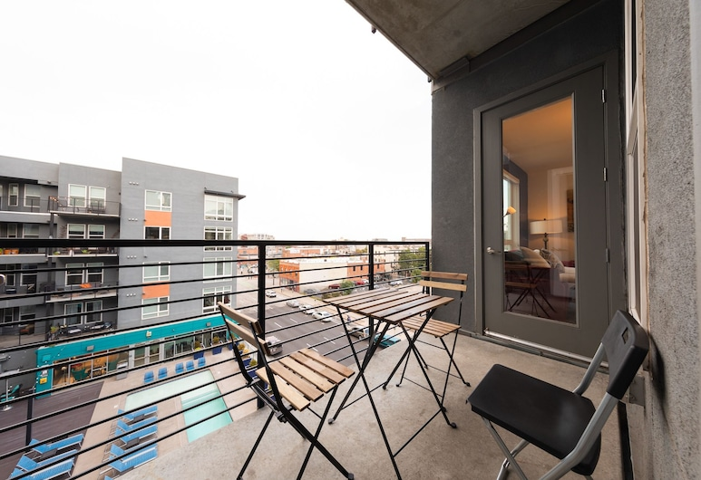 The Apple Theory Downtown Denver, Denver, Presidential Suite, Multiple Beds, Non Smoking, City View, Terrace/Patio