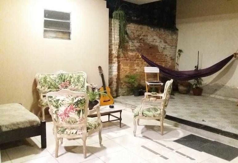 Casa Butantã USP Guest House, San Paulas, Poilsio zona vestibiulyje