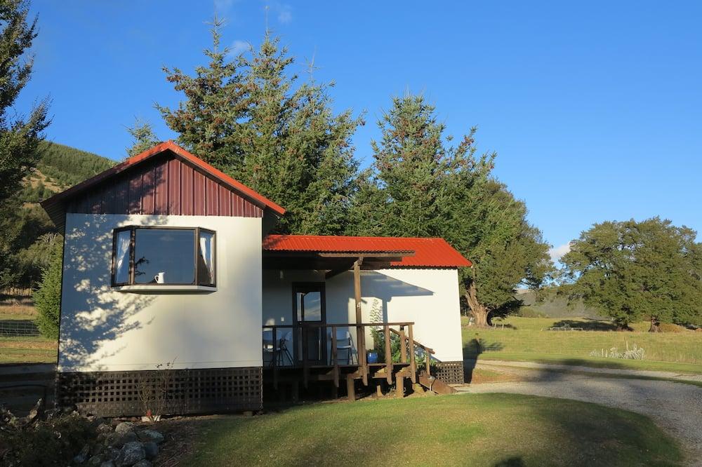 Panorama-feriehus - flere senge - bjergudsigt - Terrasse/patio