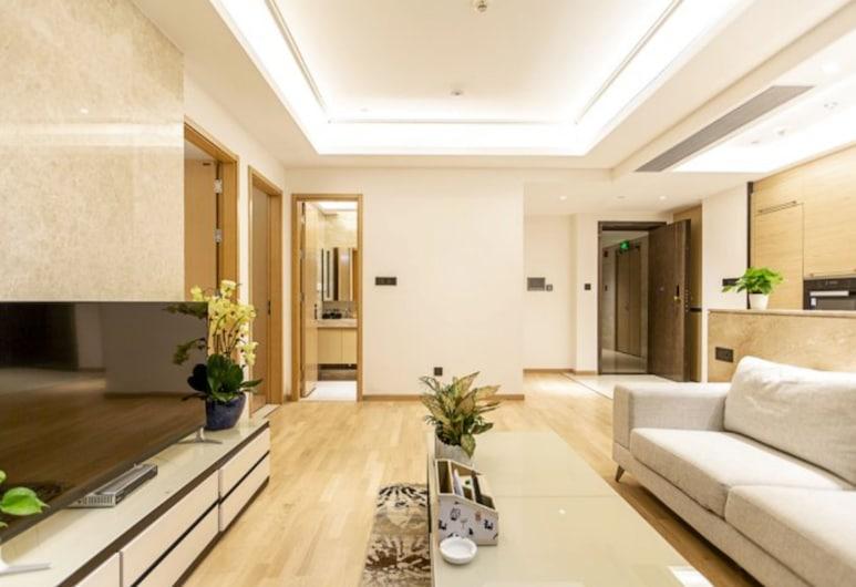 Shengang Apartment Zhuoyue Qianhai, Shenzhen, Signature Apartment, 2 Bedrooms, Room