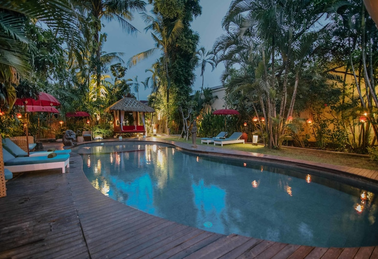 The Secret Jungle Villas Seminyak, Seminyak