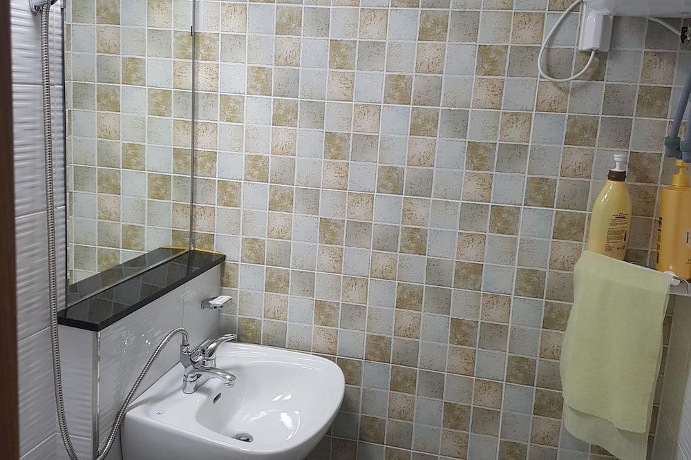 Сімейний номер (4F) - Ванна кімната