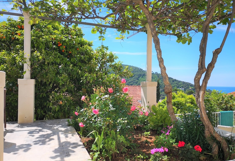 Beautiful Sea View Apartments, Dubrovnik, Estúdio, Terraço/pátio