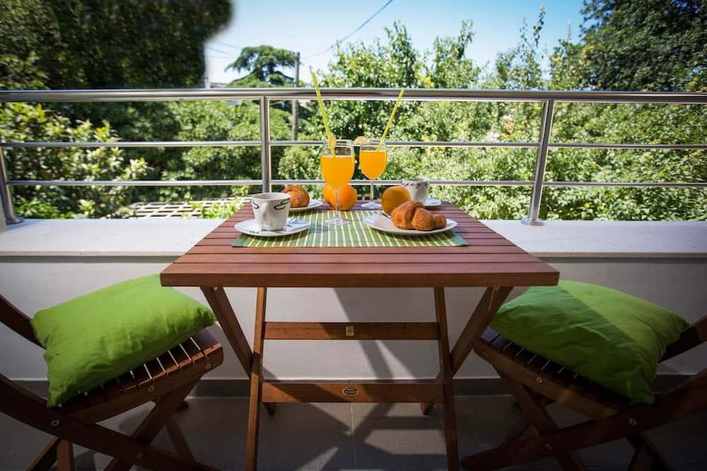 Lägenhet Standard - 1 sovrum - balkong - Balkong