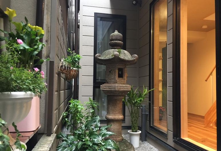 卡蘇米別館飯店, 京都, 花園