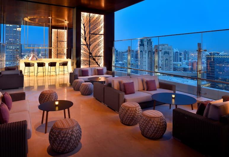 Grand Plaza Mövenpick Media City, Dubai, Hotel Bar